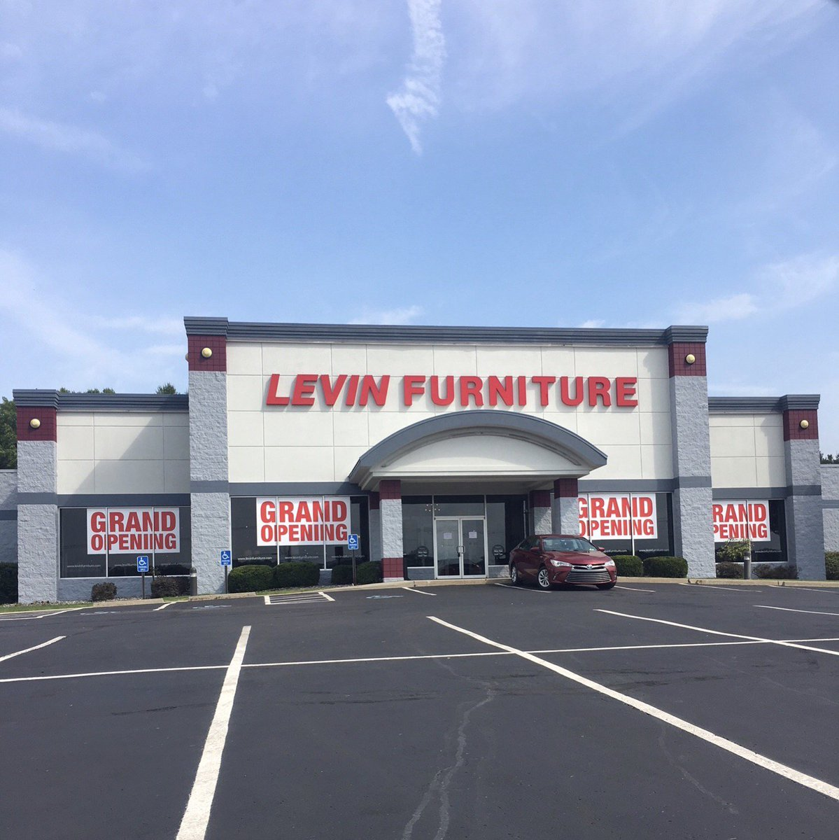 Art Van Furniture On Twitter Congratulations To Our Sister Brand ShopLevin A Successful Grand Opening Of Their Hermitage PA Showroom