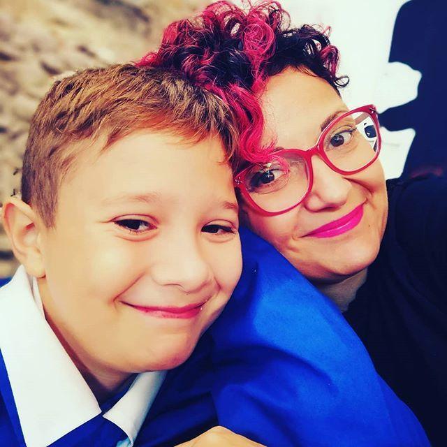 Ti rendi conto che abbiamo  lo stesso sorriso??  #ioete#miamor#mivida#figli#mamma https://ift.tt/2Q1DcON  - Ukustom