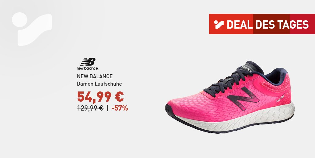 new balance damen intersport