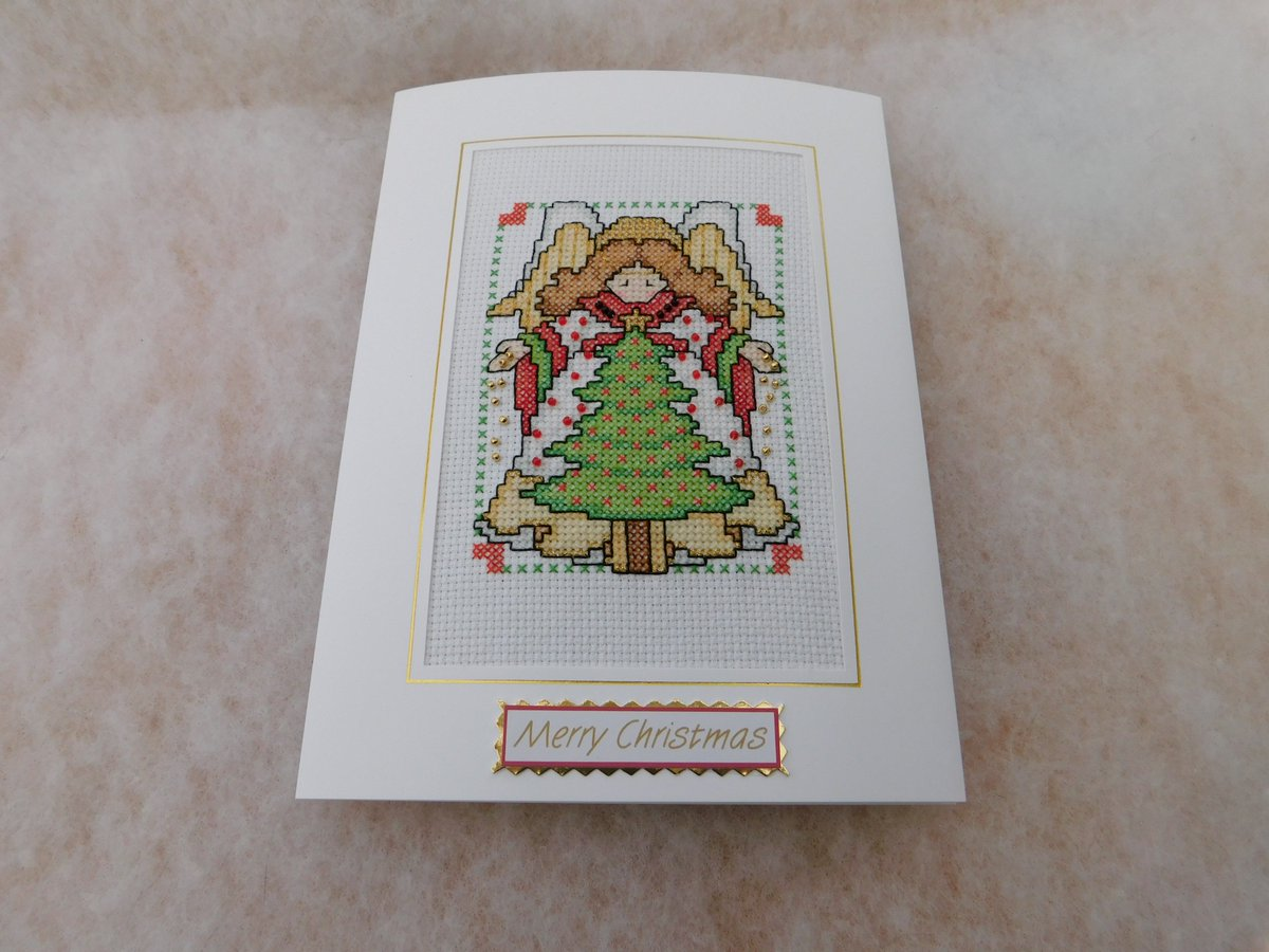 The Pincushion Card Shop On Twitter Handmade Cross Stitch Cards