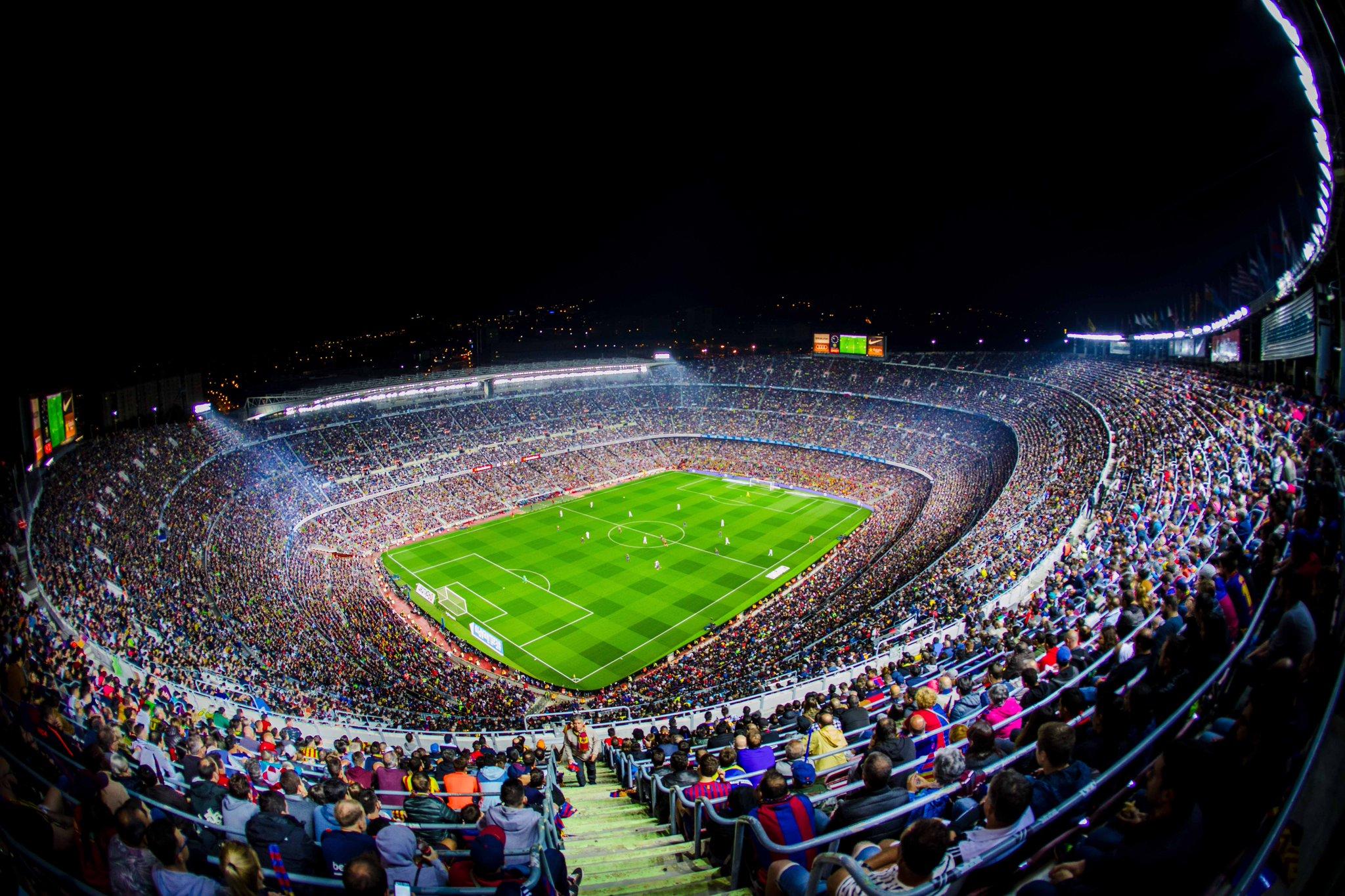 �� ¡Feliz cumpleaños, Camp Nou! �� ¿Cuál es el momento más especial que has vivido aquí? ��❤ #ForçaBarça https://t.co/qd5rQ4pA8L