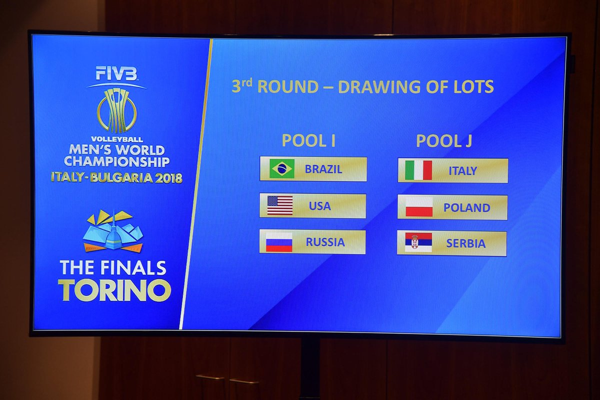 Mondiale: Il calendario di Torino, debutto Italia-Serbia  https:// www.volleyball.it/mondiale/ #iotifoazzurro #volleyball #VolleyballWChs #VolleyMondiali18 #Fipav #FIVB #LaNazionale leggilo su https://t.co/VcBPGLNNCB  - Ukustom