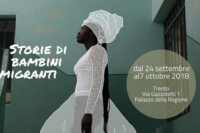 Storie di #bambini #migranti, mostra a Trento  http:// www.cinformi.it/index.php/it/news_ed_eventi/archivio_news/anno_2018/storie_di_bambini_migranti/(offset)/0/(limit)/4/(sb)/312  - Ukustom