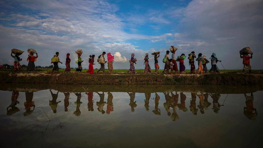 Soal Rohingya, Panglima Militer Myanmar: PBB Tak Berhak Ikut Campur https://t.co/jLbULEZJxN https://t.co/rBOvfsLyxI