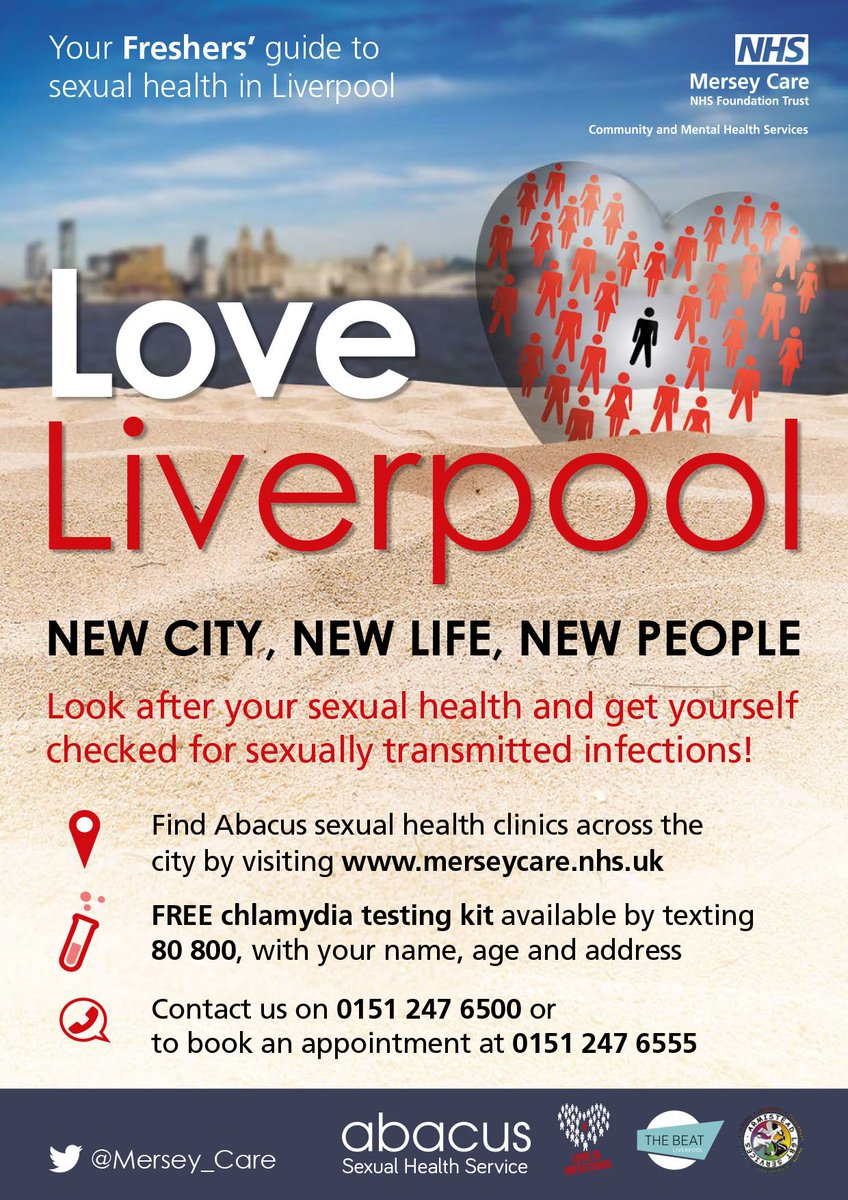 Liverpool sexual health clinic address
