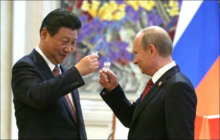 In via di ultimazione il gasdotto (il più lungo del mondo) che dalla #Russia presto esporterà #gas naturale verso la #Cina, un mercato che siprospetta altamente remunerativo.I due paesi stanno inoltre considerando l\