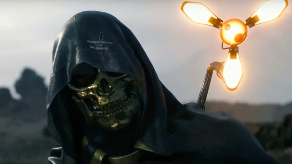 Brand-new Death Stranding trailer has a new character voiced by Troy Baker https://t.co/Y36OvvtOMZ