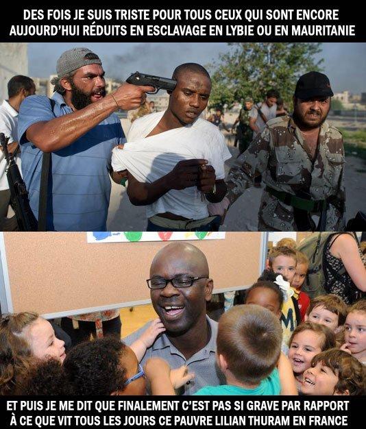 @brutofficiel Parfois je suis triste pour tous ceux qui sont encore réduits en esclavage aujourd\