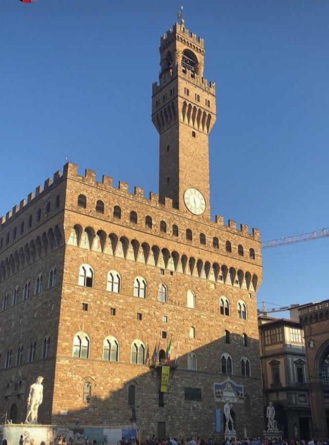 Palazzo Vecchio, Florence...#travel #florence #firenze #holidays #italy  - Ukustom