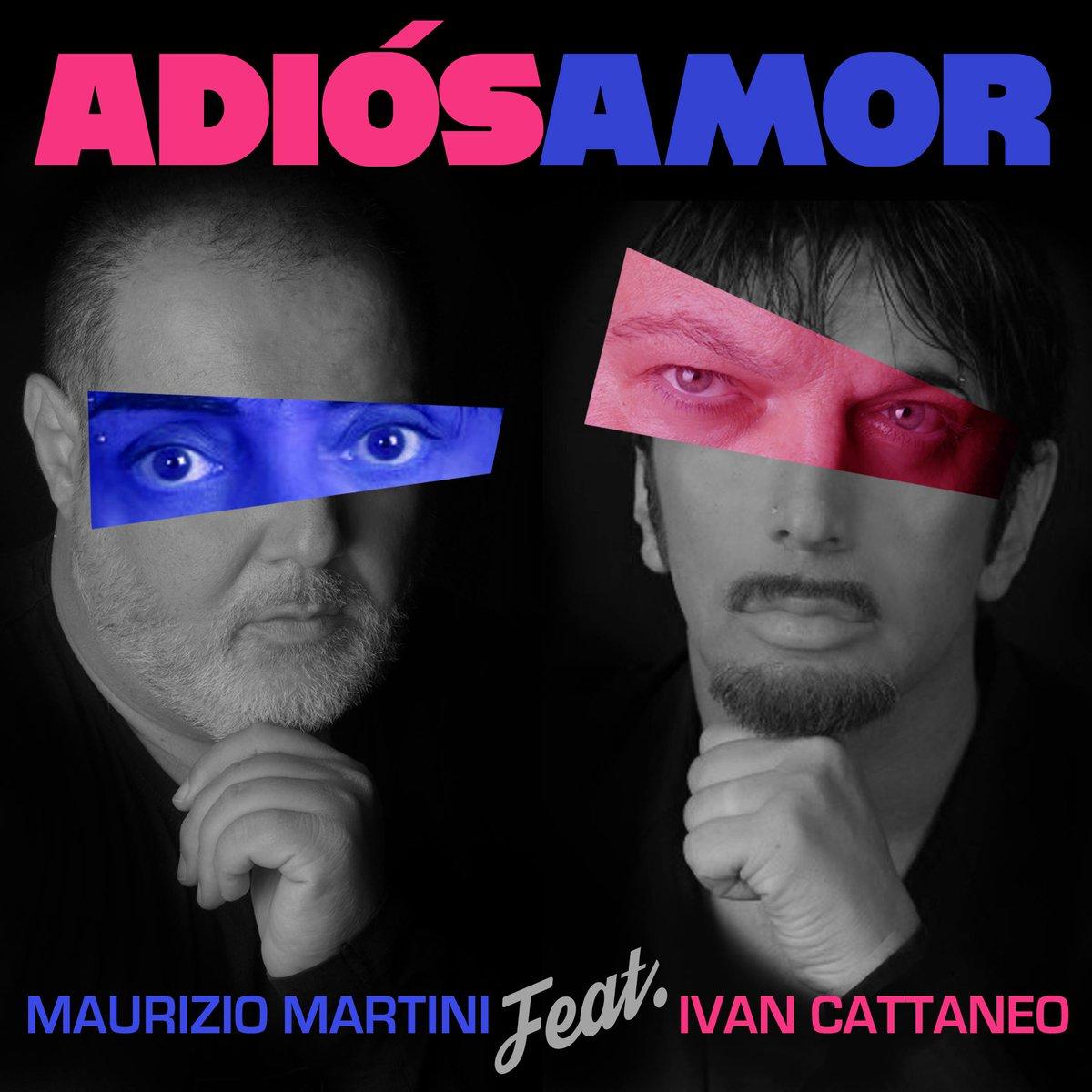 Da oggi è in #radio #AdiosAmor il nuovo singolo di #MaurizioMartini feat @ivan_cattaneo #NewSingle #OnAir#radiodate-http://radiodate.it/radio-date/maurizio-martini-feat-ivan-cattaneo-adios-amor-178334-24-09-2018-radiodate/#NewMusic  - Ukustom