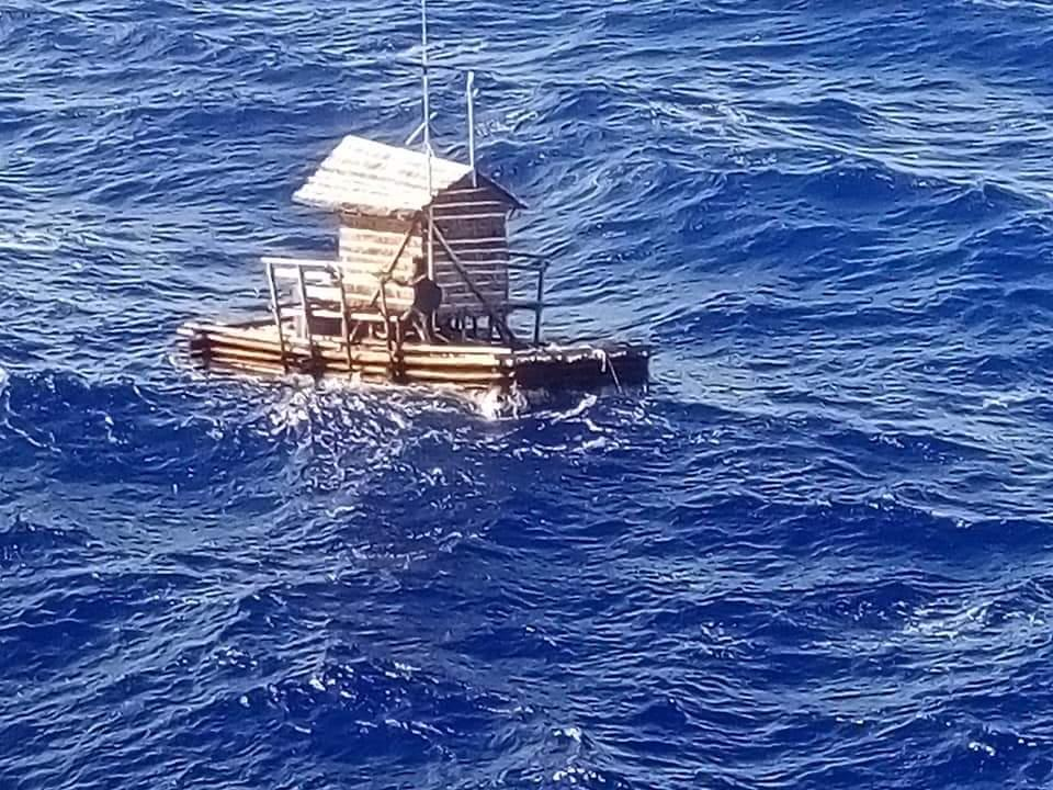 Indonesian teenager rescued after drifting for 49 days in Pacific Ocean https://t.co/bbGj93jwUu