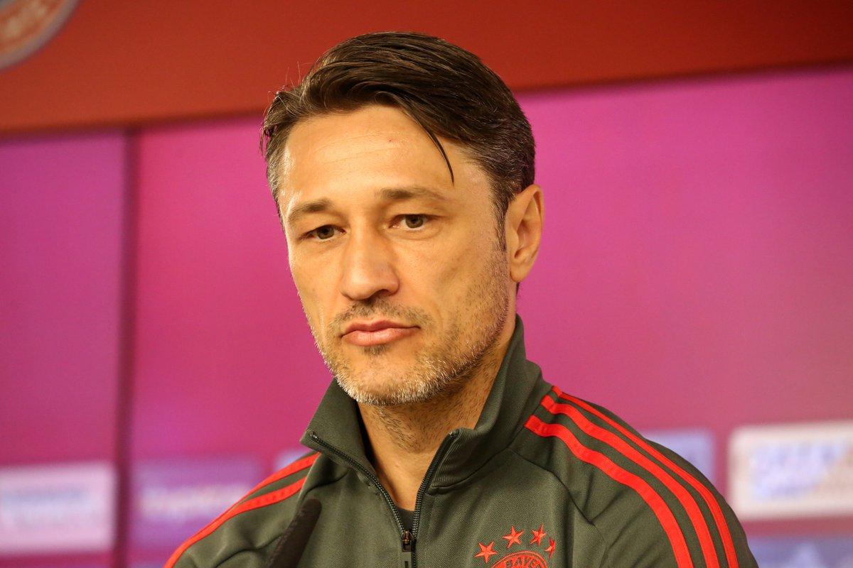 Der Pressetalk mit Niko #Kovac jetzt LIVE auf https://t.co/ARPJxWe8Iy. 👍  #FCBFCA #MiaSanMia