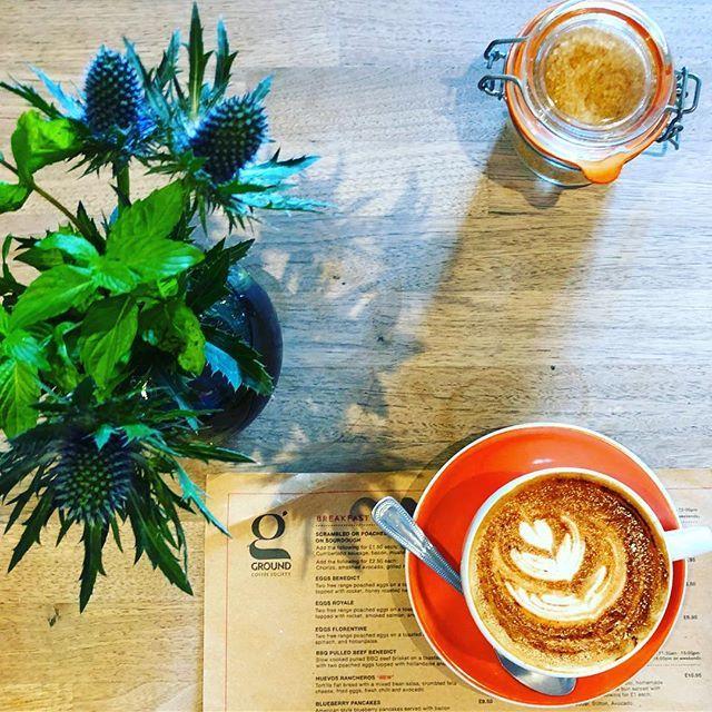 Oh. My. God.  #sogoodtobeback #groundcoffeesociety #thisplacerocks #bestcoffeeinlondon #putneycafe #artisancoffee #fairtrade #qualitycoffee #trendycafes #coolcafeslondon https://ift.tt/2DzxQJspic.twitter.com/CrmFPByK4e