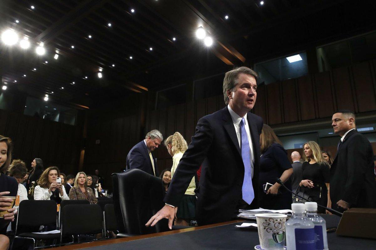 GOP operatives predict 'extraordinary' Republican 'anger' in midterms if Democrats block Brett Kavanaugh https://t.co/mpFamdAAVo