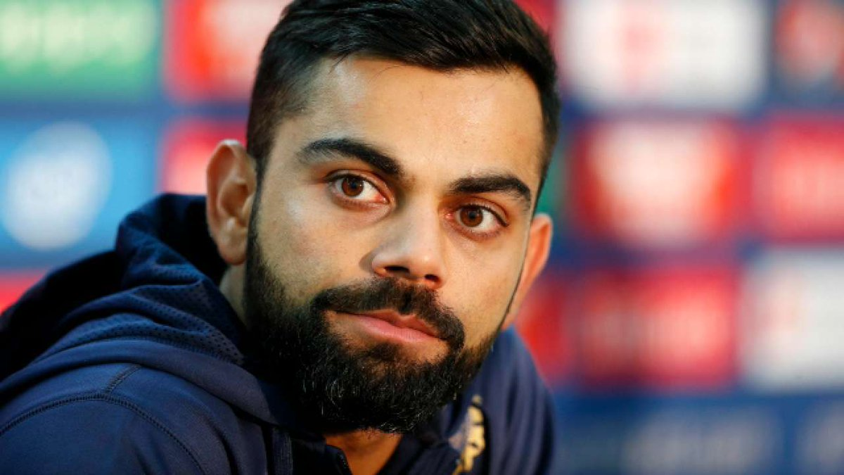 It happened in my arms: Virat Kohli recalls when his father passed away during his Ranji Trophy match https://t.co/H3izT31QAS