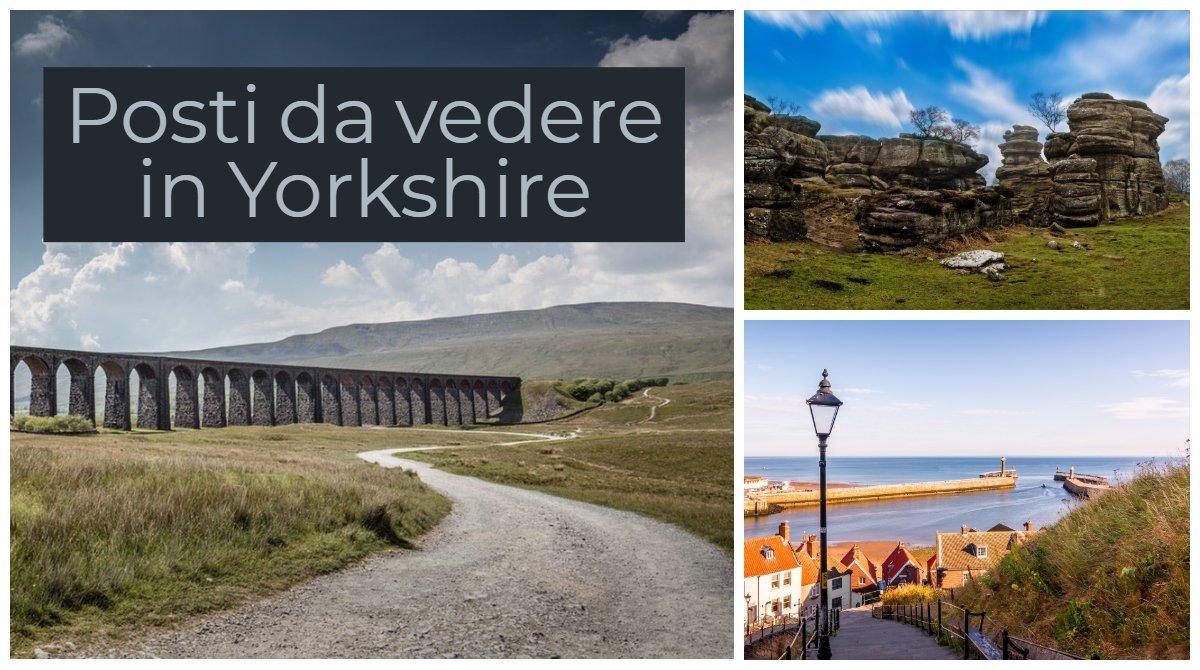 Visitare lo Yorkshire; cosa vedere e cosa fare: Se volete visitare lo Yorkshire, la grande contea che si trova al nord est d'Inghilterra, dovete sapere cheè praticamente diviso in quattro parti: North, South, East e West. Cosa vedere nel West Yorkshire… https://t.co/K1eW9RvHWD