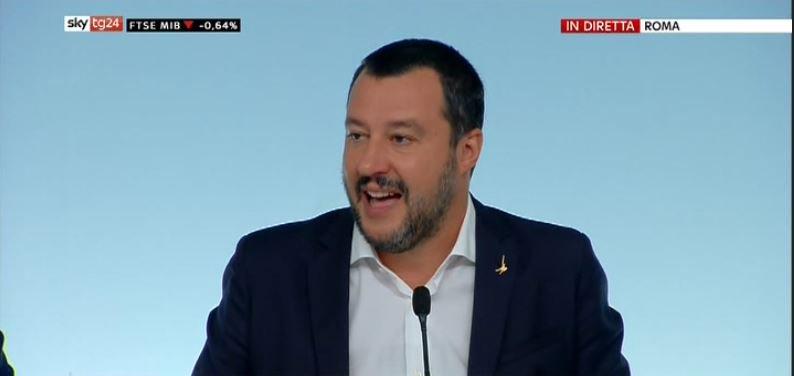 #UltimOra DL #Sicurezza, Salvini: testo non è blindato #Canale50 http://sky.tg/direttaskytg24  - Ukustom