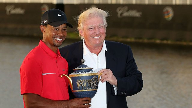 Trump calls Tiger Woods in golf championship 'very exciting' https://t.co/9997cet7j1 https://t.co/q4FHLMTzYo