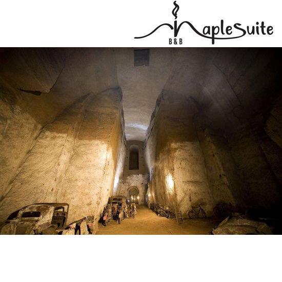 #tunnelBorbonicoPrenota adesso il tuo soggiorno a Napoli -> http://buff.ly/2MJ0ng8Naplesuite B&BVia Basilio Puoti 11 - NapoliTel. +39 081 551 6141  +39 348 212 8931booking@naplesuite.com#naplesuite #bb #naples #napoli #travel #viaggiare #italy #visitItaly #visitNaples  - Ukustom