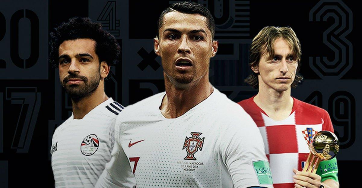 O #PlanetaSporTV começa às 9h em dia de eleição do melhor do mundo pela Fifa com a seguinte questão para você responder na hashtag: CR7 bate o recorde e leva pela sexta vez ou Modric e Salah podem desbancar?