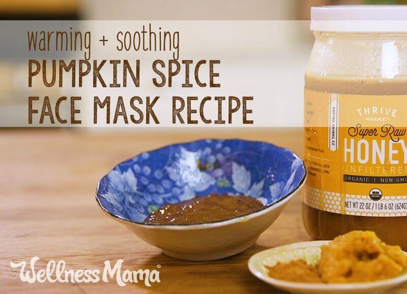 Would you put your latte on your face? 😊 https://t.co/2McLAmaM9m #wellnessmama #pumpkinspice #psl #diy