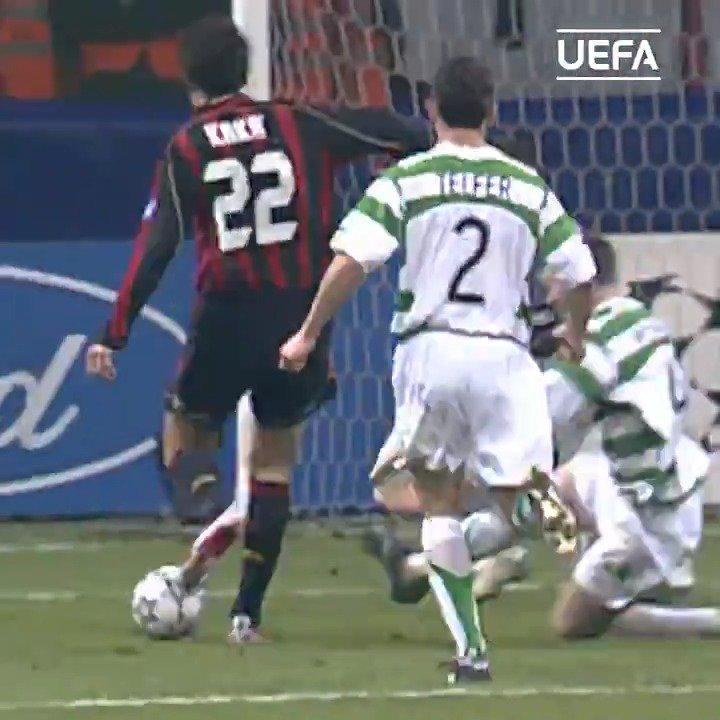 🇧🇷 AC Milan legend Kaká reveals his top 3 goals 😎  #UCL #FlashbackFriday @KAKA