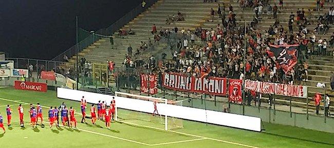 Serie C, Teramo – Sambenedettese 0-0: soddisfatto Zicchella (VIDEO) #abruzzo #notizie https://ift.tt/2I9NHwM  - Ukustom