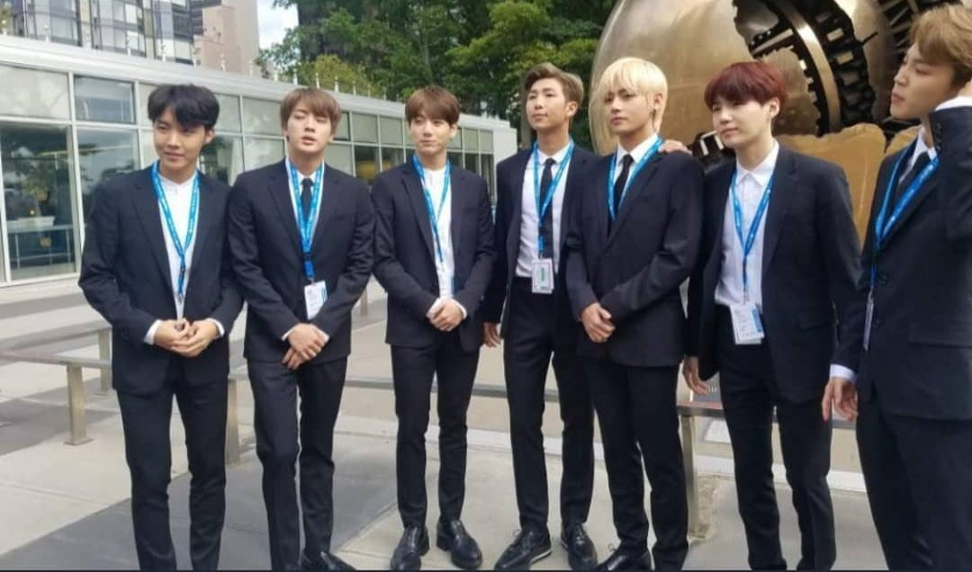 #BTSxUnitedNations #BTS live at the United Nations https://t.co/xgZyYOOy3l