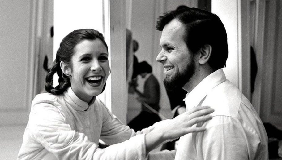 Its with a heavy heart that I report the passing of Star Wars producer Gary Kurtz, 1940-2018. We have much to thank him for.