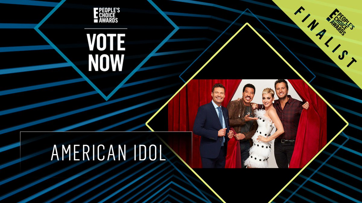 Vote for American Idol by retweeting this post: #AmericanIdol #TheRevivalShow #PCAs