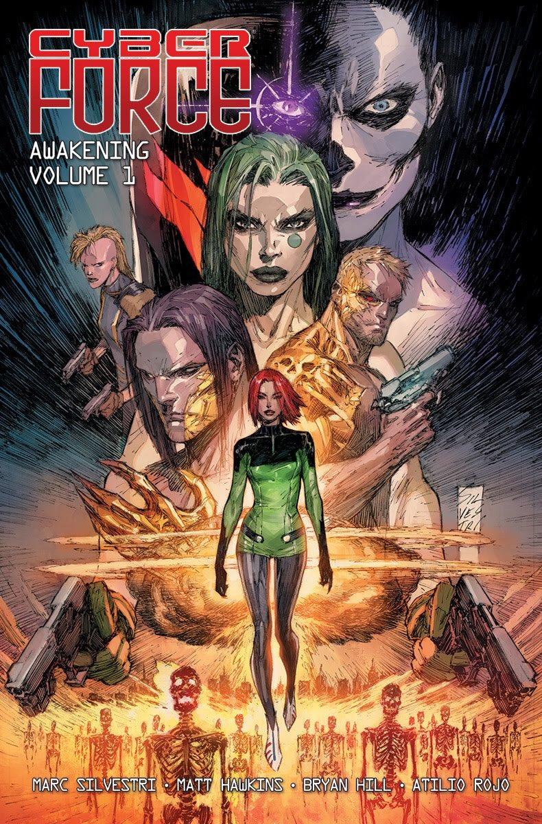 Awakenings Witchblade Volume 2
