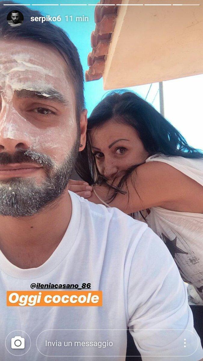 Mario, ti e rimasto tutto lo zucchero delle ciambelle sulla faccia!#clario #marioserpa  - Ukustom