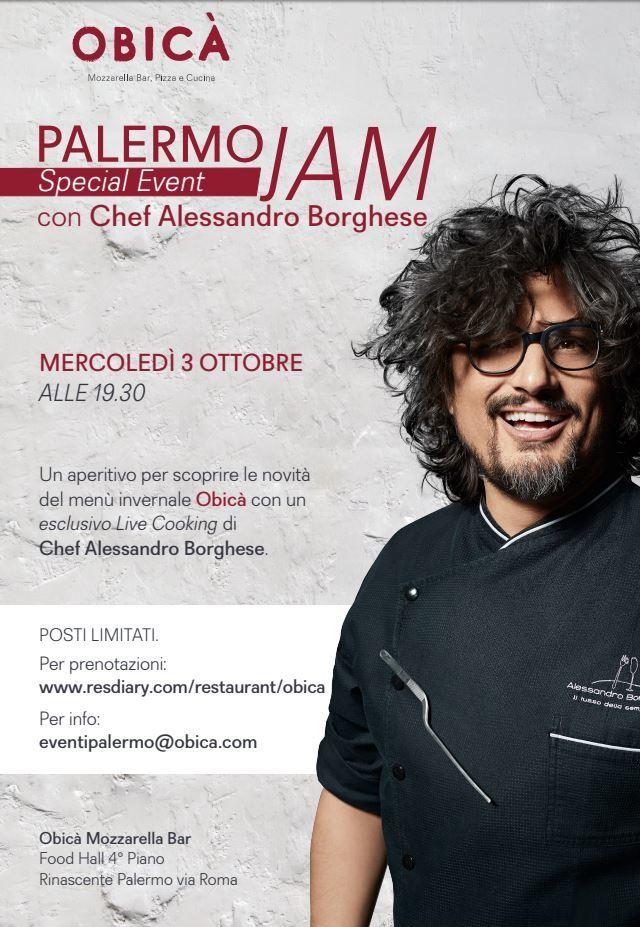 #news Alessandro Borghese a Palermo: appuntamento il 3 ottobre da Obicà di Sicilianews24  https:// www.mezzaparola.org/alessandro-borghese-a-palermo-appuntamento-il-3-ottobre-da-obica/  - Ukustom
