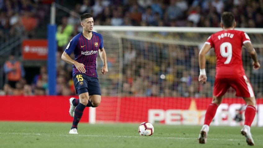 Barcelona vai recorrer da expulsão de Lenglet diante do Girona https://t.co/h30yLtWRvZ