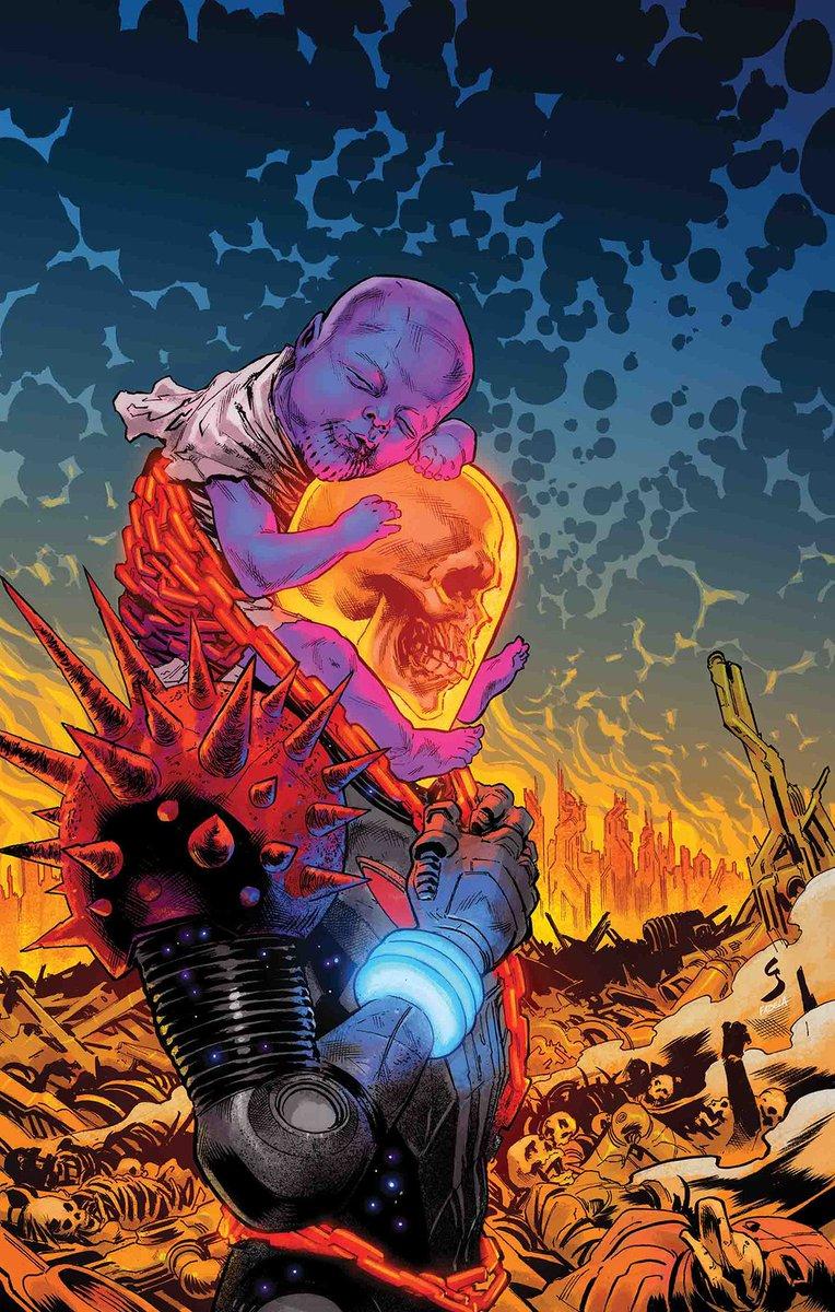 Misako On Twitter Cosmic Ghost Rider 4 宇宙を救うために