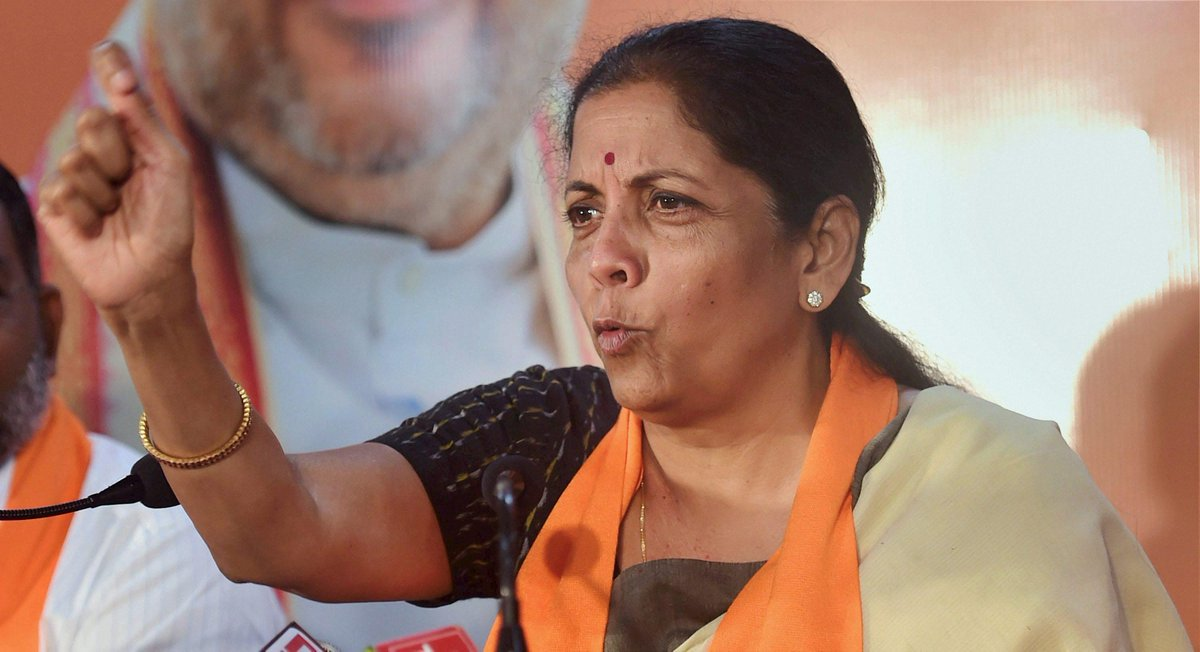 Rafale row: We need to fight the perception battle, says Defence Minister Sitharaman  https://t.co/iCgfHLswYI