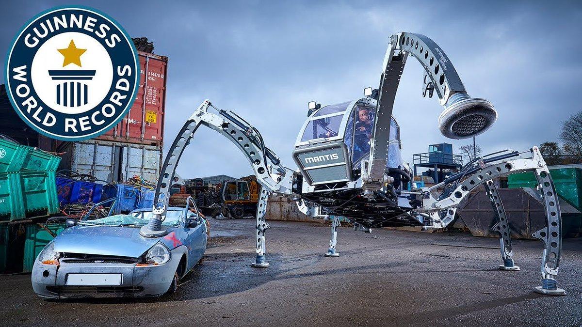 映画『スター・ウォーズ』BB-8を作ったエンジニアによる世界最大ロボット、ギネス記録に #ロボット #DIY #映画 #テクノロジー #プロダクト https://t.co/XpqPpU6omZ
