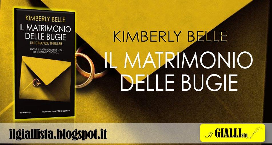 #News su #IlGiallista: IL MATRIMONIO DELLE BUGIE di @KimberlySBelle, edito da @NewtonCompton. http://ilgiallista.blogspot.com/2018/09/news-il-matrimonio-delle-bugie-di.html  - Ukustom