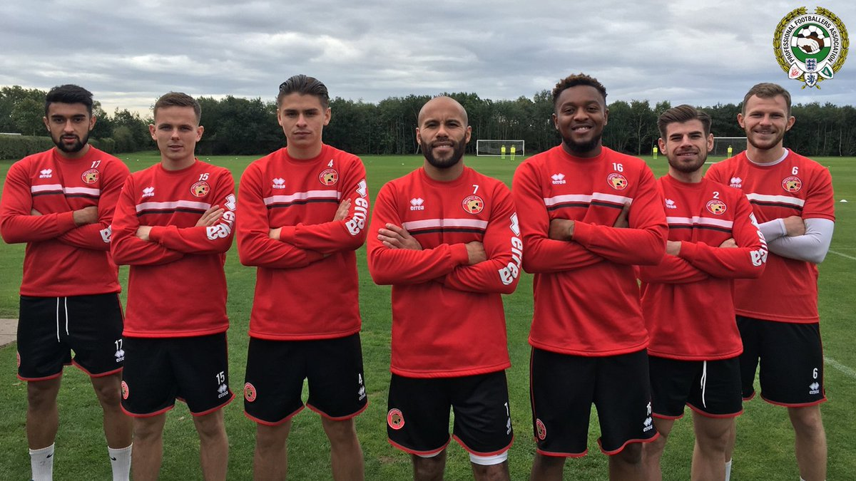 Walsall's 2018/19 PFA Player Ambassadors Have Been Confirmed