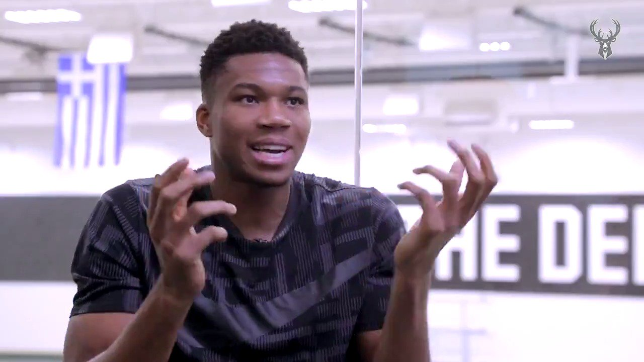 'It was amazing working out with Kobe.'  @Giannis_An34 on his summer workout with @KobeBryant: https://t.co/smL0WhgSyS