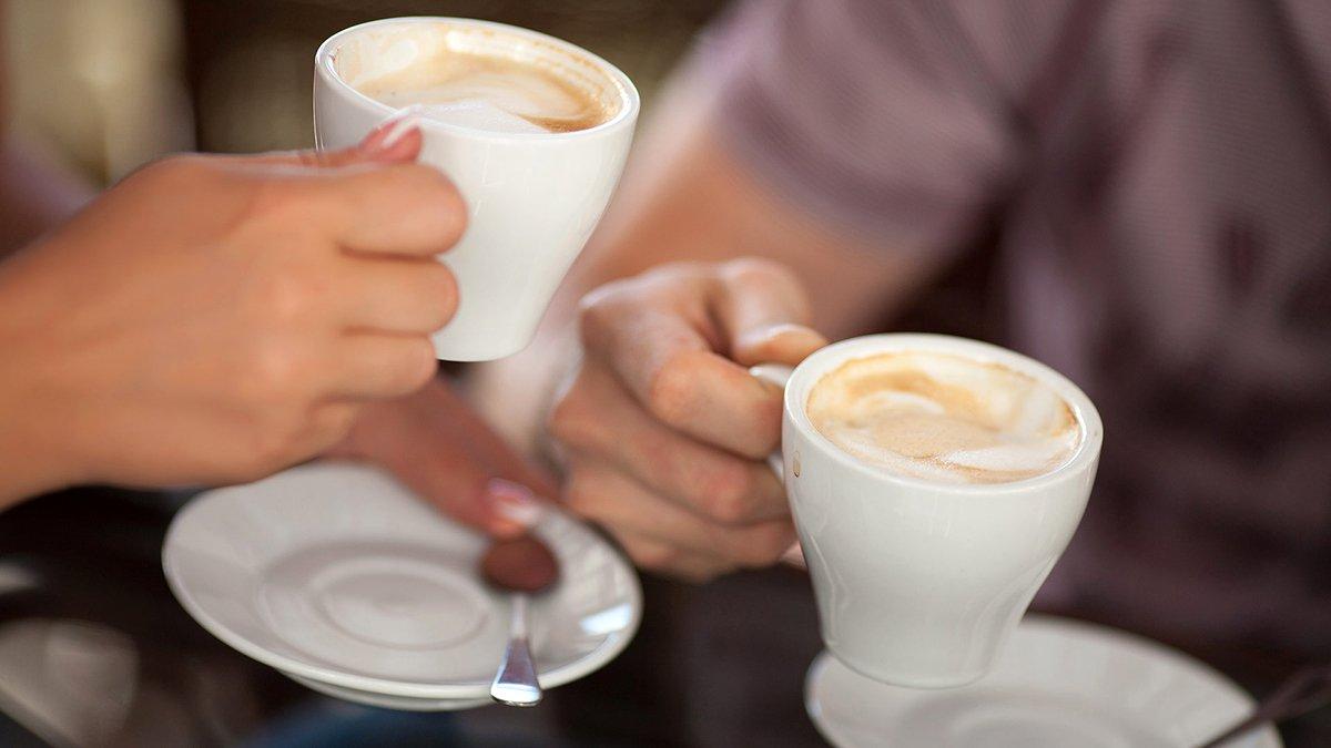 Кофе вдвоем в картинках, годовщину свадьбы года