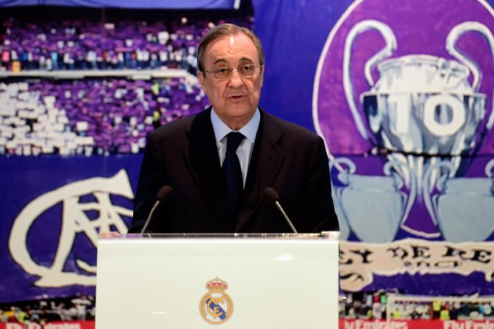 Presidente do Real Madrid é categórico sobre partida nos Estados Unidos https://t.co/iQM9FgXmA7