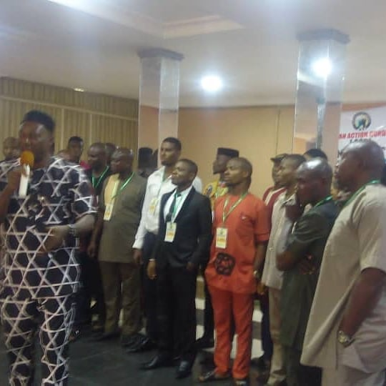 The Imo State AAC congress was held over the weekend and it was a wonderful event! Men, women and media all gathered together to create a new future for the state. Igbo kwenu! #AACparty #TakeItBack #Action #MondayMotivation<br>http://pic.twitter.com/0n138F5nY9