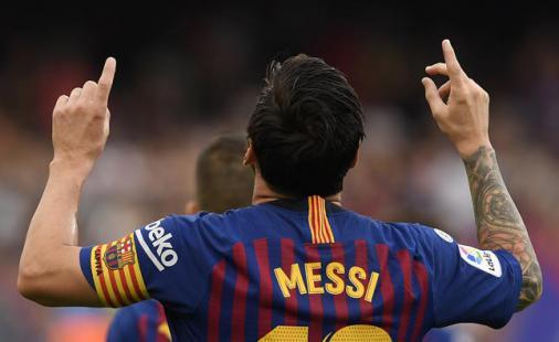Fora do Top-3, Messi não deve comparecer ao prêmio 'Fifa The Best' https://t.co/0AeFqcbqQT