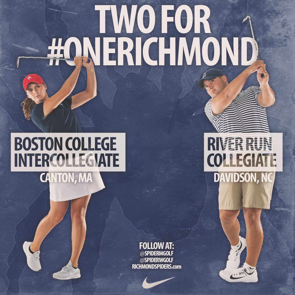 Richmond Women's Golf on Twitter: