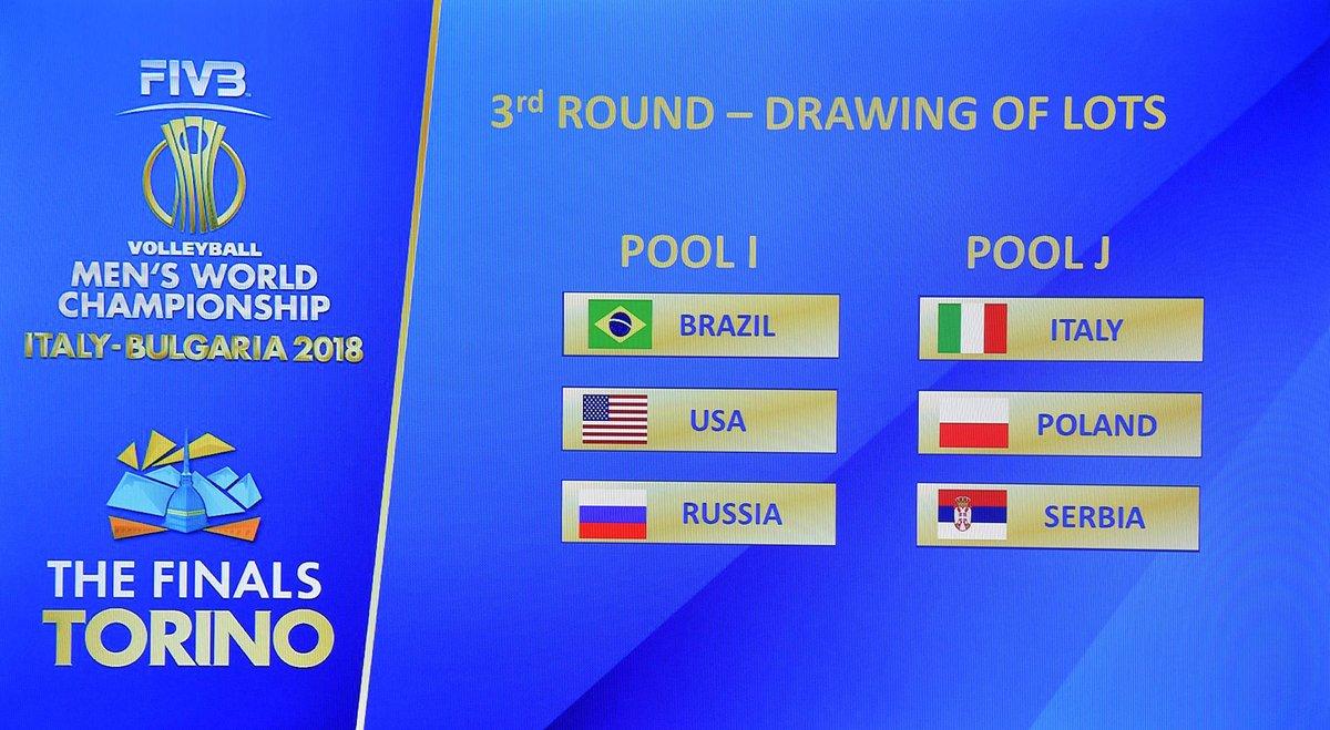 """Serbia e Polonia già soffrono di sindrome da """"Schiacciamento"""".#Cecchiniamoli #Zar #Zaytsev #LaNazionale #ItaliaTeam#FinalSix #TeamItalia #Italia #FIVBMensWCH #PoolJ #volleyworldfantagalli #VolleyMondiali18 #volley #24settembre #serbia #polonia  #VolleyballWchs #torino  - Ukustom"""