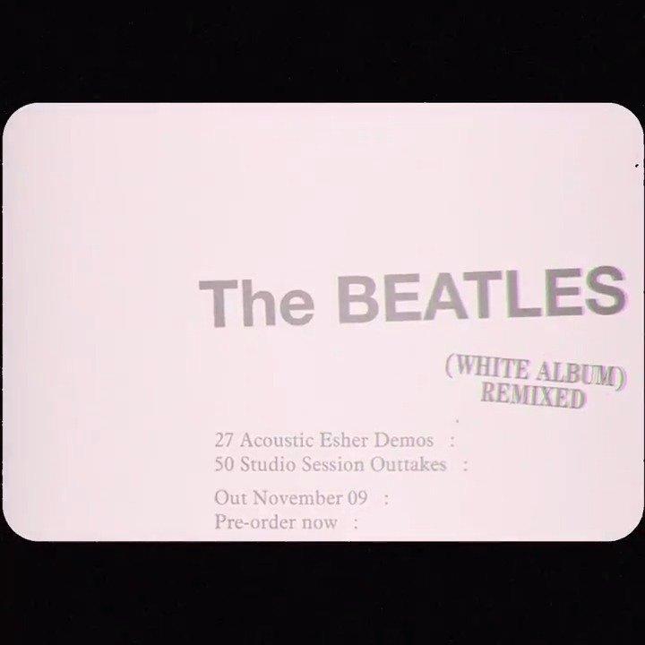The Beatles on Twitter: