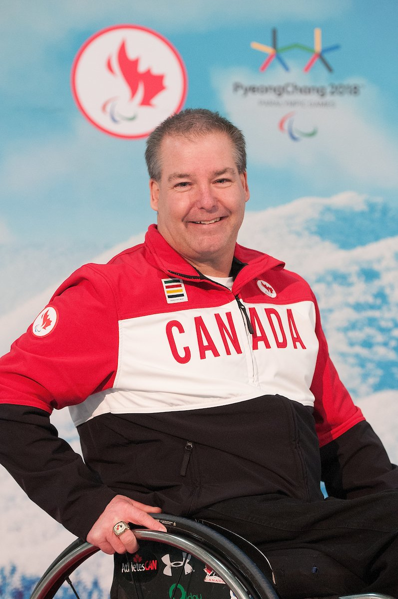 5-time Paralympian and PyeongChang Chef de Mission Todd Nicholson (@TSN120) 's house was destroyed during the tornado that hit Ottawa this past Friday. Please donate and share to support Todd and his family rebuild in this time of need. [LINK]  https://www. gofundme.com/nicholson-home -recovery-fund &nbsp; … <br>http://pic.twitter.com/g3nE55GYGE