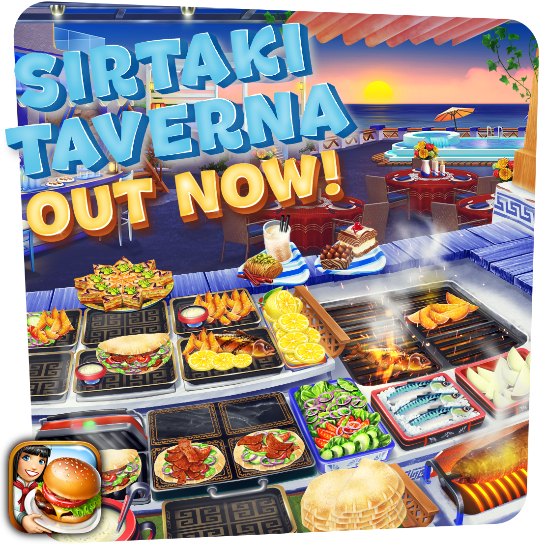 update for cooking fever