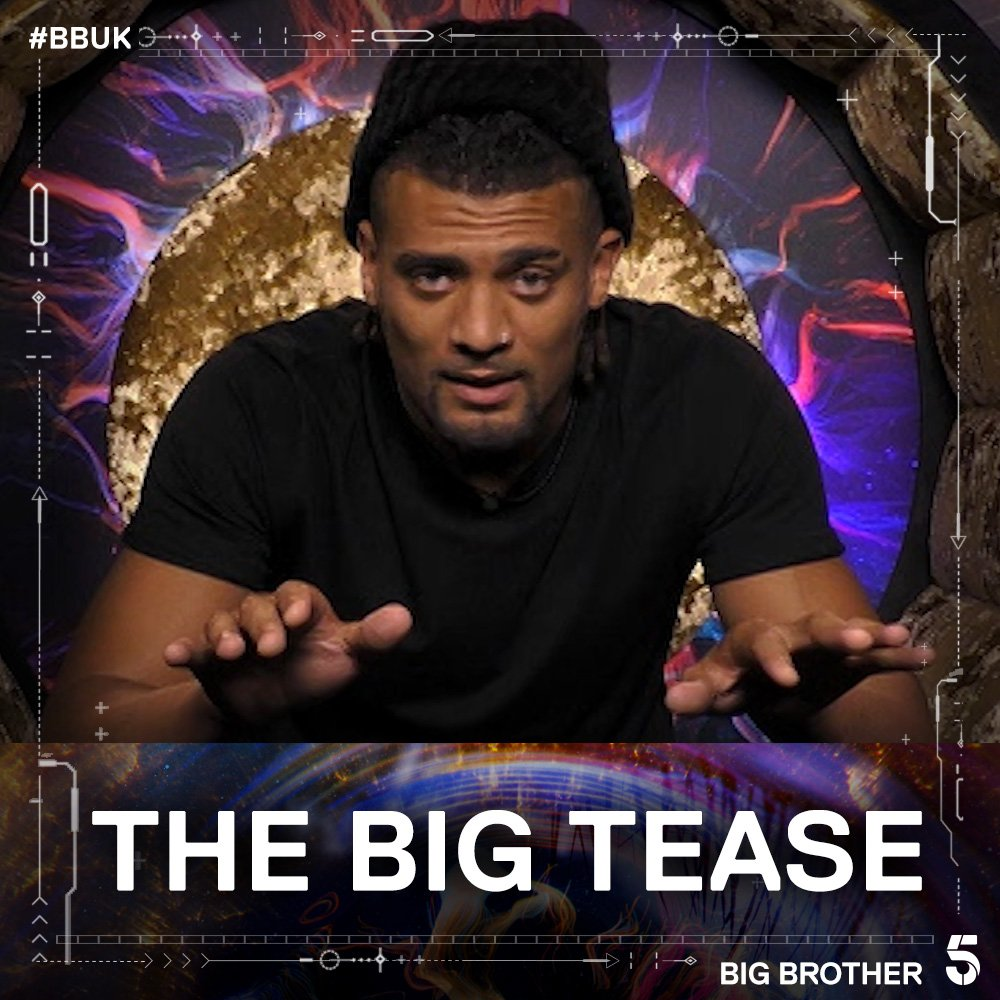 THE BIG TEASE. From best friends to nothing more than housemates... 💔 Could this be the end of Isaac and Lewis Gs relationship and is Kay about to walk? 😮 #BBUK